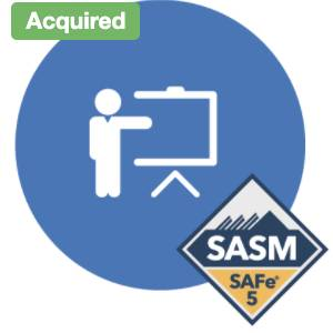 SAFe Advanced Scrum Master Validation (5.0)