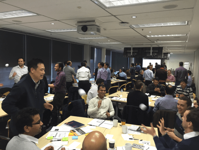Big Room Scaled Agile Training