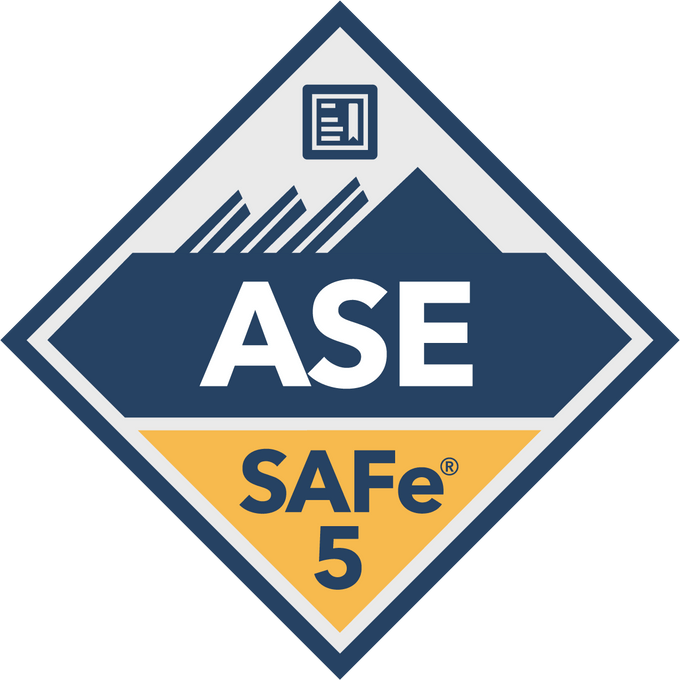 SAFe Agile Software Engineer ASE certification