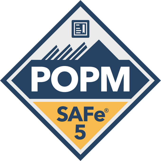 SAFe POPM Certification