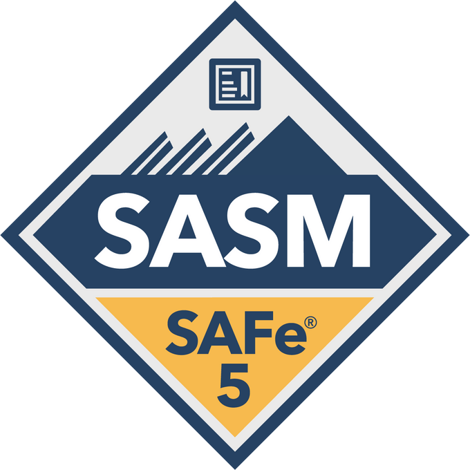 SAFe Advanced Scrum Master SASM certification