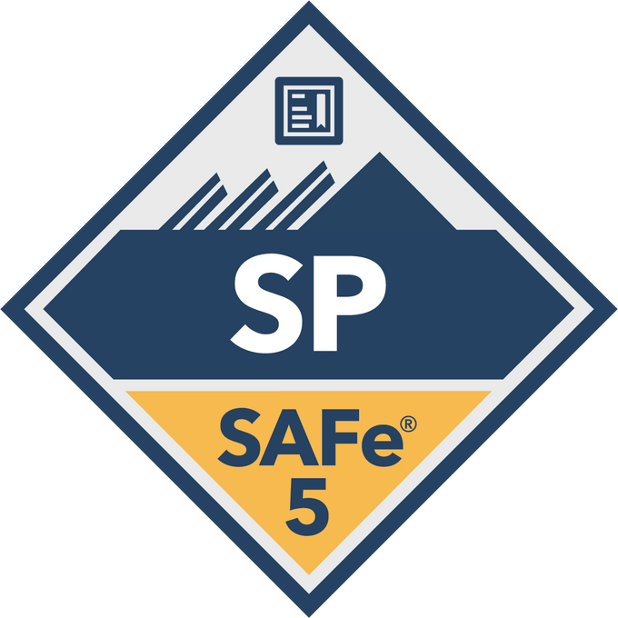 SAFe Practitioner SP Certification