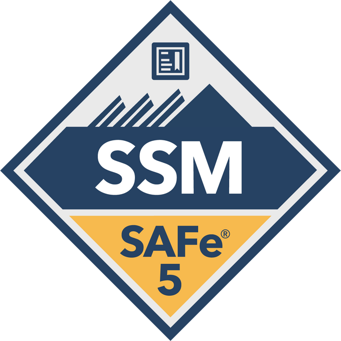 SAFe Scrum Master SSM Certification