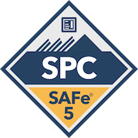 SAFe Program Consultant SPC5 Digital Badge