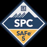 SAFe Program Consultant SPC5 Digital Badge