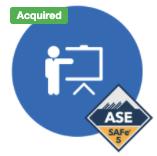 Agile Software Engineering Validation (5.0)