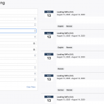 Scaled Agile Training Calendar