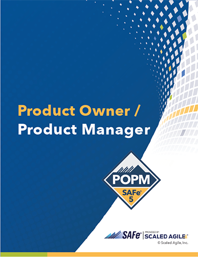 SAFe 5.1 Product Owner/Product Manager
